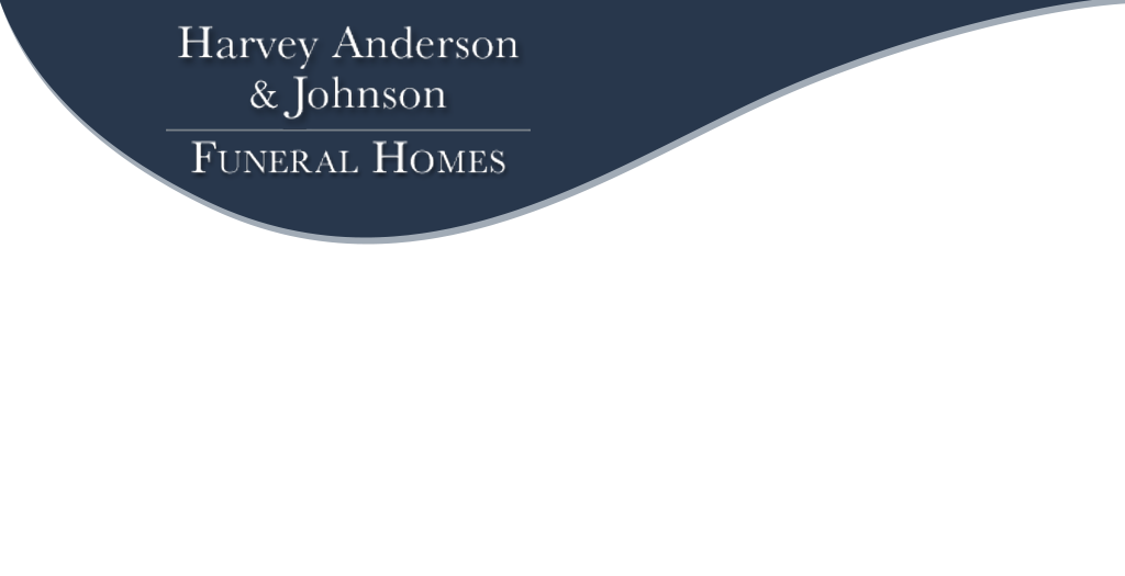 Harvey Anderson Johnson Funeral Homes Willmar Mn Funeral Home